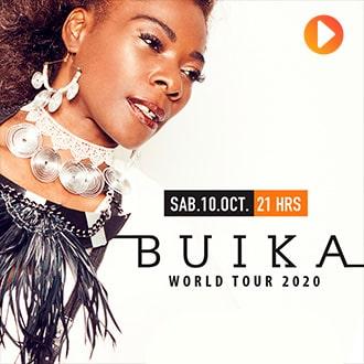 Concha Buika Streaming Punto Play - Santiago