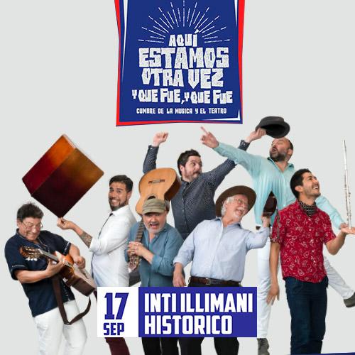 Inti Illimani Histórico Sporting Club de Viña del Mar - Viña del Mar