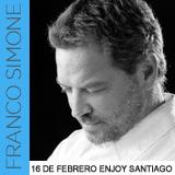 Franco Simone Enjoy Santiago - Los Andes