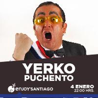 Yerko Puchento al Poder sin Censura Enjoy Santiago - Los Andes