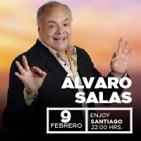 Álvaro Salas Enjoy Santiago - Los Andes