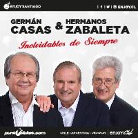 Germán Casas & Hermanos Zabaleta Enjoy Santiago - Los Andes