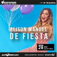 Alison Mandel Enjoy Santiago - Los Andes