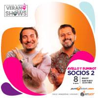 Socios 2 Enjoy Santiago - Los Andes