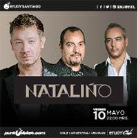 Natalino Enjoy Santiago - Los Andes