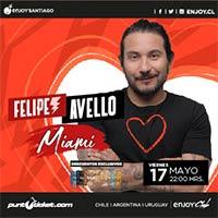 Felipe Avello Enjoy Santiago - Los Andes