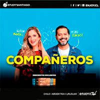 Alison Mandel y Pedro Ruminot Enjoy Santiago - Los Andes