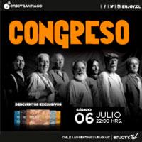 Congreso Enjoy Santiago - Los Andes