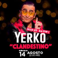 Yerko Clandestino Enjoy Santiago - Los Andes