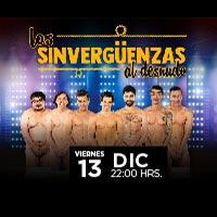 Los Sinvergüenzas al Desnudo Enjoy Santiago - Los Andes