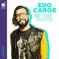 """Edo Caroe """"Un mundo feliz para morir Enjoy Santiago - Los Andes"""