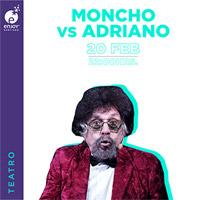 Moncho v/s Adriano Enjoy Santiago - Los Andes