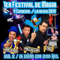 Primer Festival de Magia La Reina 2019 Corporación Cultural La Reina - La Reina
