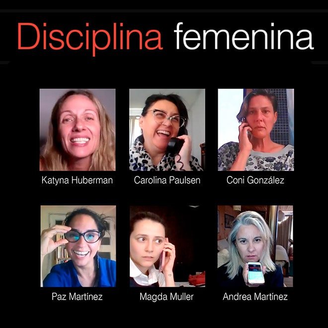 Disciplina Femenina - ESCENIX Streaming Punto Play - Santiago
