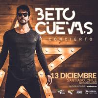 Beto Cuevas Movistar Arena - Santiago