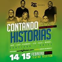 Contando Historias Teatro Teletón - Santiago