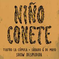 Niño Cohete Centro Cultural Teatro La Cúpula - Santiago