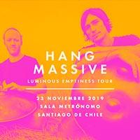 Hang Massive Sala Metrónomo - Santiago