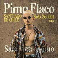 Pimp Flaco Sala Metrónomo - Santiago