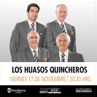 Los Huasos Quincheros Teatro Oriente - Providencia