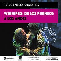 Winnipeg: de los Pirineos a los Andes Teatro Oriente - Providencia