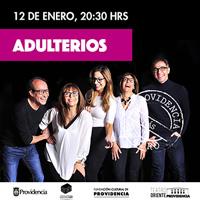 Adulterios Teatro Oriente. - Providencia