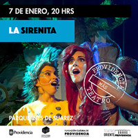 La Sirenita Parque Ines de Suarez - Providencia