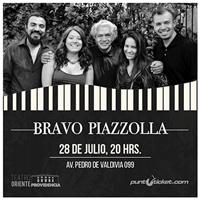 Bravo Piazzolla Teatro Oriente - Providencia
