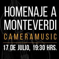 "Concierto ""Homenaje a Claudio Monteverdi"" Teatro Oriente - Providencia"
