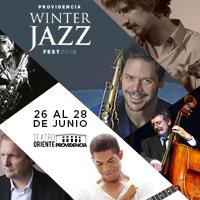 Winter Jazz Fest 2018 Teatro Oriente - Providencia