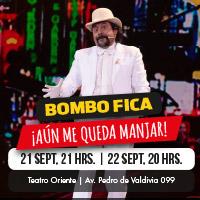 Bombo Fica Teatro Oriente - Providencia
