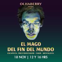 Jean Paul Olhaberry Teatro Oriente - Providencia