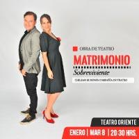 Matrimonio Teatro Oriente - Providencia