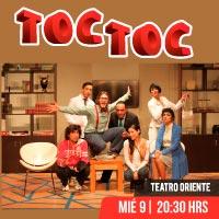 Toc Toc Teatro Oriente - Providencia