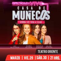 Casa de Muñecos Teatro Oriente - Providencia