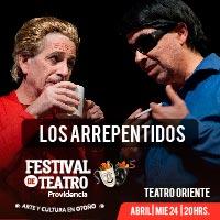 Los Arrepentidos Teatro Oriente - Providencia