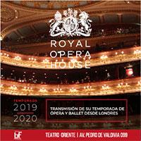 2° Ciclo Royal Ópera House Teatro Oriente - Providencia