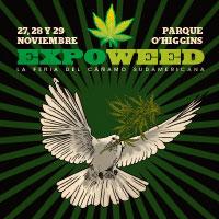 Expoweed Parque O'Higgins - Santiago