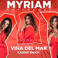 Myriam Hernández Enjoy Viña del Mar - Viña del Mar