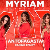 Myriam Hernández Enjoy Antofagasta - Antofagasta