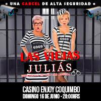 Las Viejas Juliás Enjoy Coquimbo - Coquimbo
