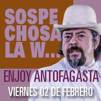 Bombo Fica Enjoy Antofagasta - Antofagasta