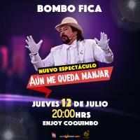 Bombo Fica Enjoy Coquimbo - Coquimbo