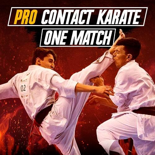 Pro Contac Karate Streaming Punto Play - Santiago