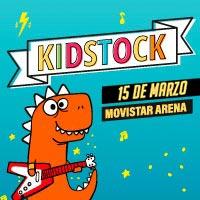 Festival Kidstock Movistar Arena - Santiago