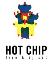 Hot Chip Teatro Caupolicán - Santiago