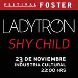 Ladytron y Shy Child Industria Cultural / Cueto 1470 - Santiago