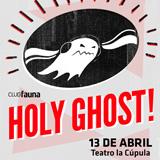 Holy Ghost Centro Cultural Teatro La Cúpula - Santiago