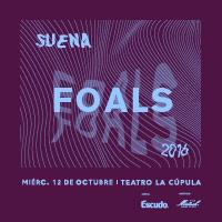 Foals Centro Cultural Teatro La Cúpula - Santiago