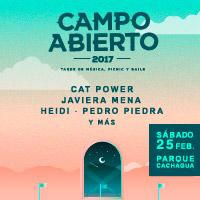 Campo Abierto 2017 Parque Cachagua - Zapallar